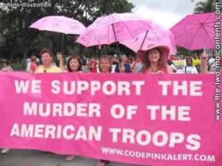 COdePinkAmericanTroops
